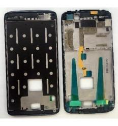 Alcatel One Touch Idol 3 6039 OT6039 carcasa central negra o