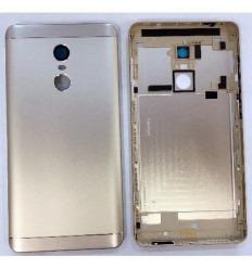 Xiaomi Redmi Note 4x tapa bateria dorada