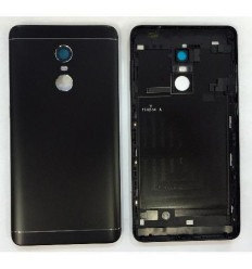 Xiaomi Redmi Note 4x tapa bateria negra