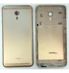 Meizu M3 Note tapa bateria dorada