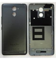 Bq Aquaris U Plus tapa bateria negra