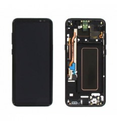 Samsung GH97-20470A Galaxy S8 Plus G955F original display lcd with black touch screen