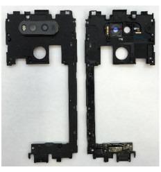 LG V20 F800K original black rear housing