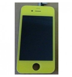 iPhone 4S full lcd yellow
