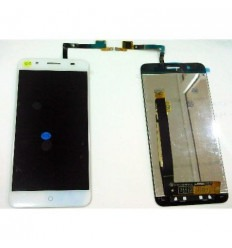 Zte Blade A610 plus original display lcd with white touch sc