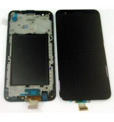 Lg K10 2017 M250 pantalla lcd + táctil negro + marco origina