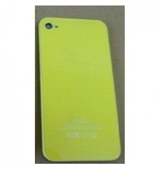 iPhone 4s back cover yellow