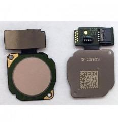 Huawei Honor 8 Lite P8 Lite 2017 flex boton home dorado orig