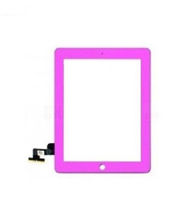 iPad 2 pink touch screen