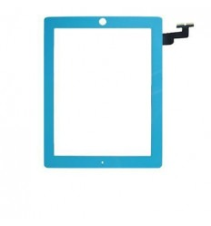 iPad 2 light blue touch screen