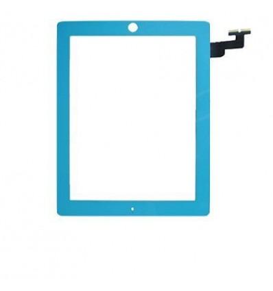 iPad 2 light blue touch screen