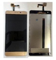 Oukitel K6000 Pro original pantalla lcd + tactil dorado orig