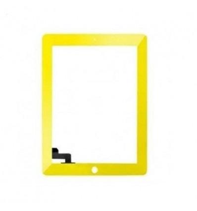 iPad 2 yellow touch screen