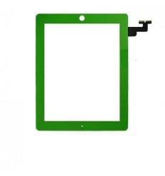 iPad 2 pantalla tactil verde