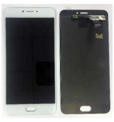 Meizu Meilan MX6 M685 original display lcd with white touch