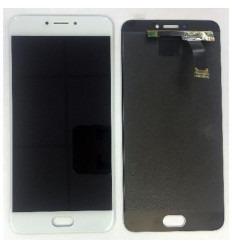 Meizu Meilan MX6 M685 pantalla lcd + tactil blanco original