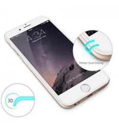 iPhone 6 6S protector cristal templado 3D curvo