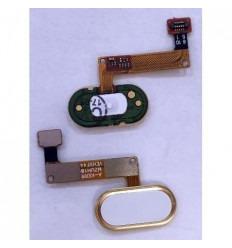 Meizu Meilan M5 Note flex boton home dorado original