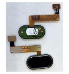 Meizu Meilan M5 Note flex boton home negro original