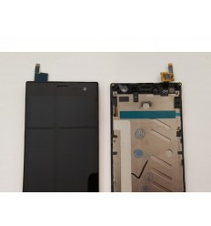 "ARCHOS 45C PLATINUM 4.5"" PANTALLA LCD + TÁCTIL NEGRO + MARCO ORIGINAL"
