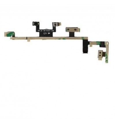iPad 3 flex cable on-off