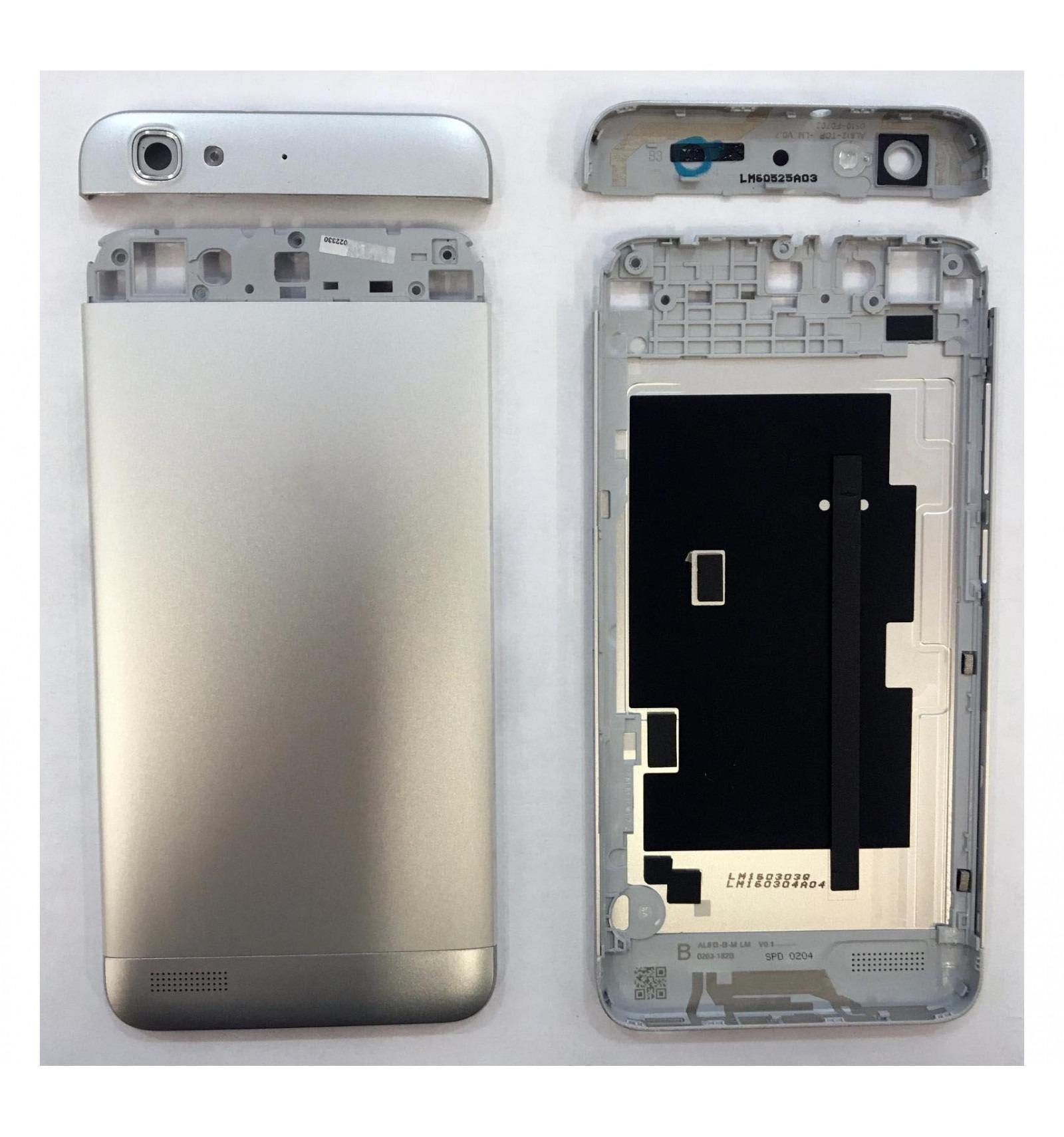 Huawei G8 Mini Gr3 Y Enjoy 5s White Battery Cover Tapa Bateria Blanca