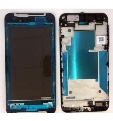 HTC ONE X9 CARCASA CENTRAL BLANCA ORIGINAL