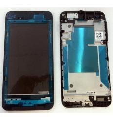 HTC ONE X9 CARCASA CENTRAL NEGRA ORIGINAL