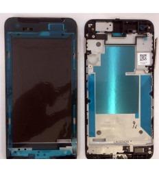 HTC ONE X9 CARCASA CENTRAL DORADA ORIGINAL
