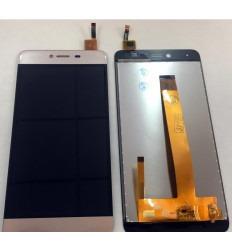 WIKO LENNY 3 MAX PANTALLA LCD + TACTIL DORADO ORIGINAL
