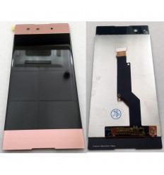 SONY XPERIA XA1 G3121 G3123 G3125 PANTALLA LCD + TACTIL ROSA ORIGINAL