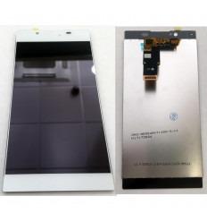 SONY XPERIA L1 G3311 G3312 G3313 PANTALLA LCD + TACTIL BLANCO ORIGINAL