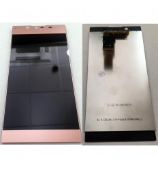 SONY XPERIA L1 G3311 G3312 G3313 PANTALLA LCD + TACTIL ROSA ORIGINAL