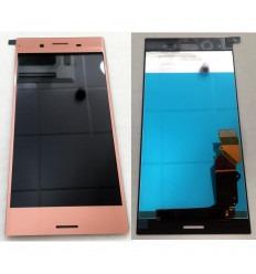 SONY XPERIA XZ PREMIUM G8142 PANTALLA LCD + TACTIL ROSA ORIGINAL