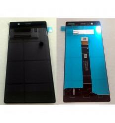 NOKIA 3 PANTALLA LCD + TACTIL NEGRO ORIGINAL