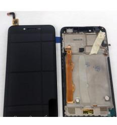 LENOVO K5 PLUS PANTALLA LCD + TACTIL NEGRO + MARCO ORIGINAL