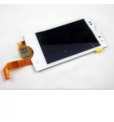 Lcd+tactil blanca Sony ericsson xperia mini sk17i