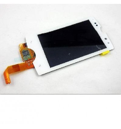 LCD+Touch Screen white Sony Ericsson Xperia mini SK17i