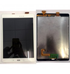 Samsung Galaxy Tab A SM-P550 original display lcd with white touch screen
