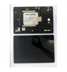 Asus ZenPad 10 Z300C pantalla lcd + tactil negro + marco original
