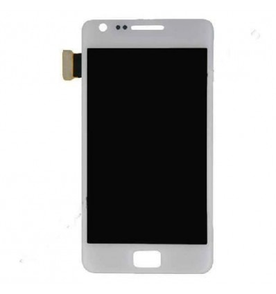 Original LCD and touch screen white for Samsung Galaxy S2 I9