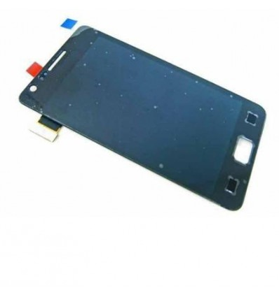 LCD and touch screen black for Samsung Galaxy S2 I9100