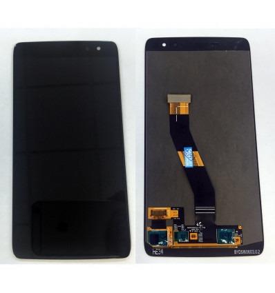 ALCATEL IDOL 4S 6071 (VERSION AMERICANA) PANTALLA LCD + TACTIL NEGRO