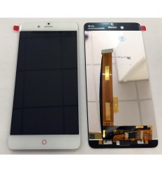 ZTE Nubia Z17 mini original display lcd with white touch screen