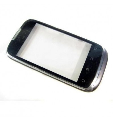 Huawei U8650 touch screen with frame black