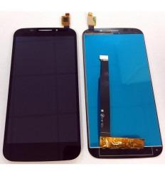 ALCATEL VODAFONE SMART 4 POWER 985N PANTALLA LCD + TACTIL NEGRO ORIGINAL