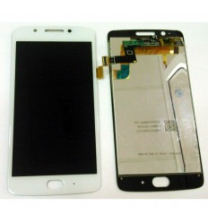 Motorola Moto G5 xt1671 original display lcd with white touch screen