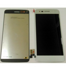 LG K8 2017 MS210 PANTALLA LCD + TACTIL PLATA ORIGINAL
