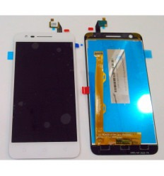 LENOVO C2 LTE K10A40 PANTALLA LCD + TACTIL BLANCO ORIGINAL