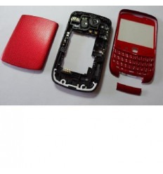 Carcasa completa roja Blackberry 9300